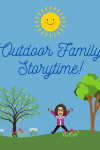 outdoor family storytime!